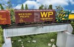 Walthers Cornerstone 933-4507  HO Scale 70' Single Track Railroad Deck Girder Bridge
